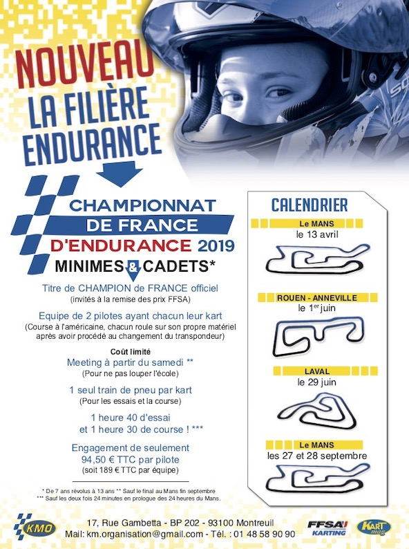 Championnats de France d Endurance Minime-Cadet premiere-2