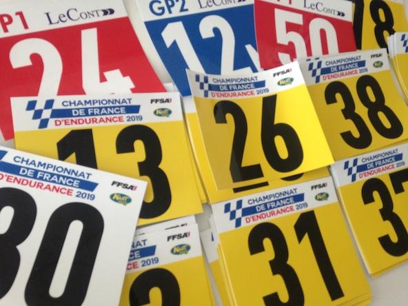 Endurance 2019 au Mans: Engagés et horaires