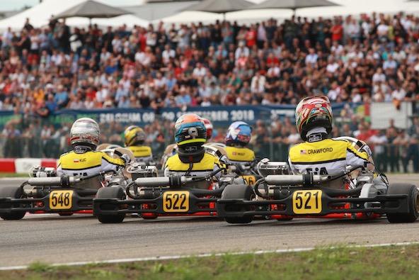 Le Trophee Academie FIA Karting fait encore le plein-1