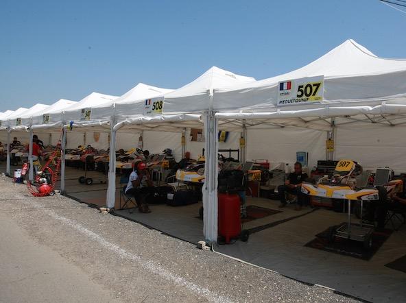 Le Trophee Academie FIA Karting fait encore le plein-2