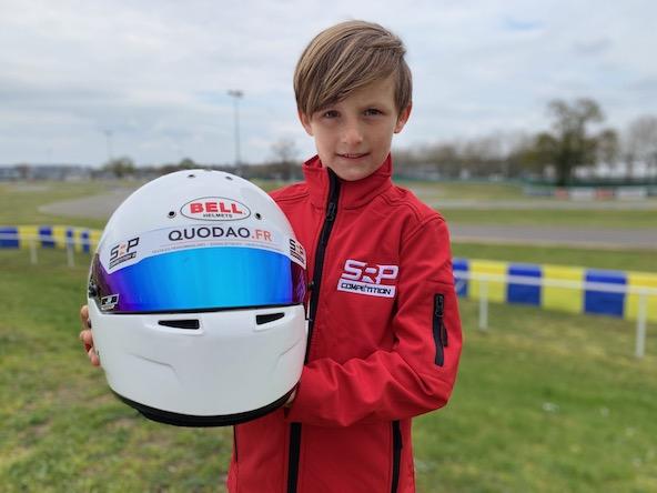 Mettre le pied à l'étrier de jeunes fait partie des missions de SRP Compétition en Karting