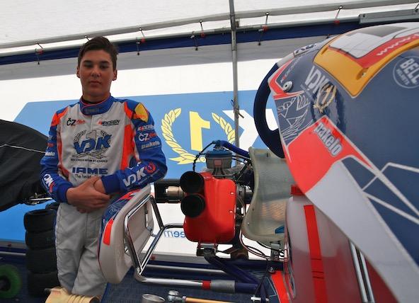 Sami Meguetounif rejoint l equipe VDK Racing