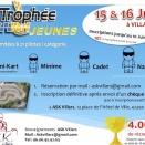 Grosse dotation au Trophée Kart Jeunes à Villars (15-16 juin)