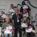 """Un équipage mixte """"handi-valides"""" au Championnat de France Universitaire"""