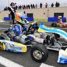 WSK OK-Junior: Antonelli récupère la victoire