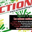 8 mai: Repartez avec votre produit Action Karting