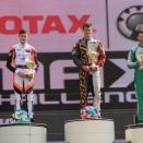 Belgique: Un podium pour Andreas Hebert en Rotax Senior