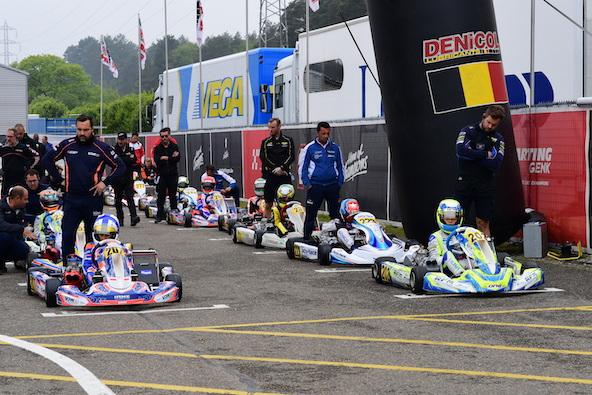 Championnat d Europe a Genk-Ambiance-10