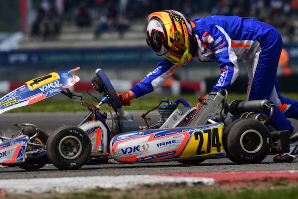 Championnat d Europe a Genk-Ambiance-13