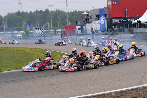 Championnat d Europe a Genk-Ambiance-7