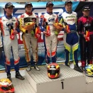 IAME Benelux: Succès pour Outran, podium pour Collignon