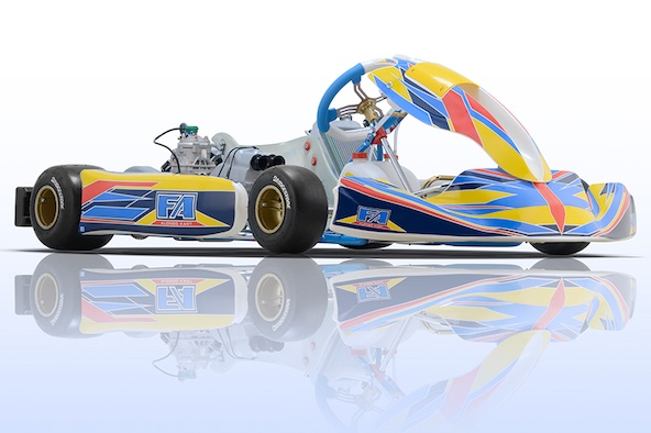 Importateur FA Kart, 2G Racing recherche des revendeurs