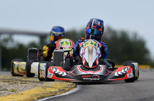 Kart Cup-Essais chronos et ambiance en direct de Valence-6
