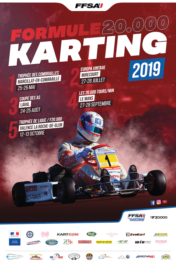 La Formule 20000 dans les starting-blocks-Les infos-1