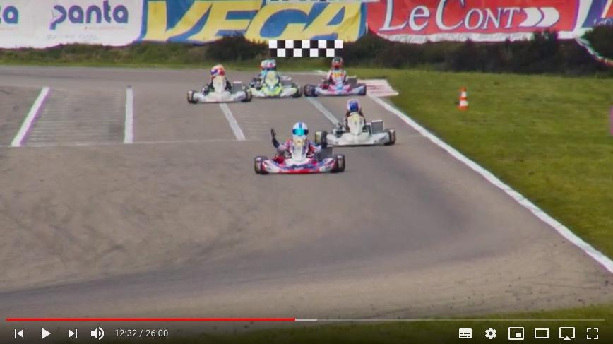 Les meilleurs moments du Grand Prix de Belgique en video