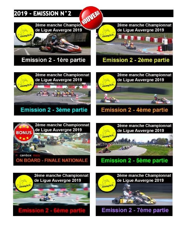 Ligue au Coteau sur KartingTV-L emission est en ligne-1