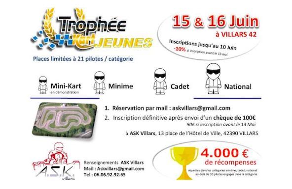 Trophee des Jeunes a Villars-Des cheques pour les premiers-1