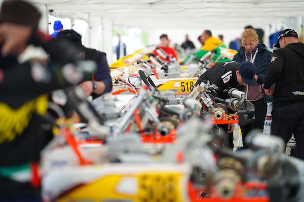 , , , , , FIA Karting European Championship & Academy Trophy, WACKERSDORF, International Race, © KSP Reportages