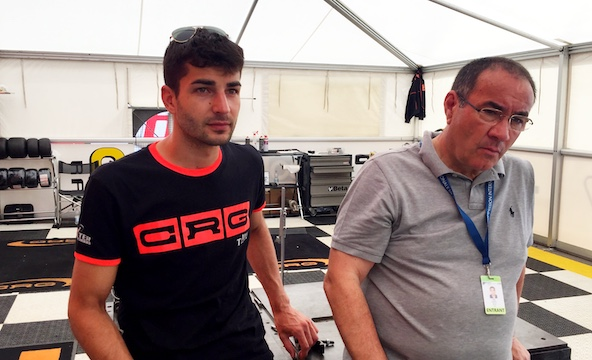Clash entre Paolo De Conto et TM