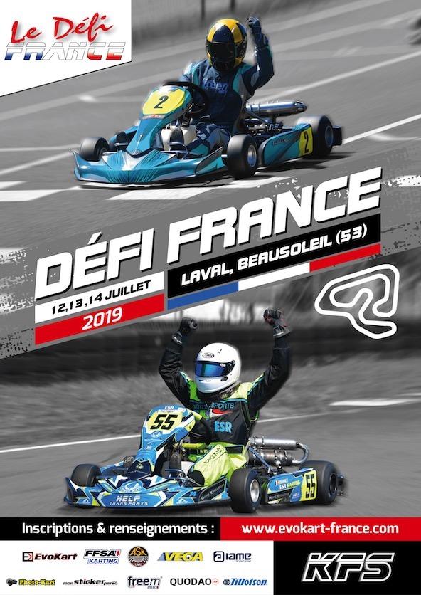 Endurance Minarelli Defi France-L actualite d Evo Kart France-1