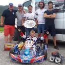 Minime: Victoire méritée pour Clément Outran à Brignoles