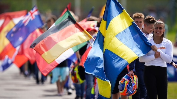 , , , , , European Championship, KRISTIANSTAD, International Race, © KSP Reportages