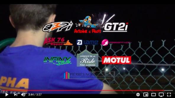 Vidéo: Retour sur la prestation du team All Race en Endurance