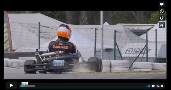 Video Stars of Karting-Les images de la Kart Cup a Valence-1