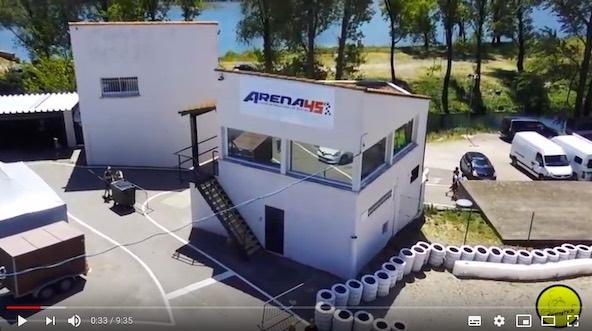 Video Stars of Karting-Les images de la Kart Cup a Valence-2