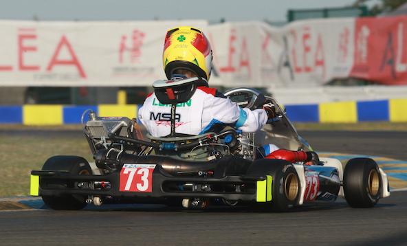 Des tests pour preparer les 24 Heures du Mans 2019