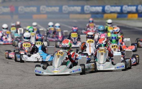 Le X30 Junior donne souvent lieu à de belles courses