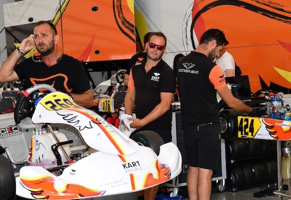 Le Mans-Resultats des chronos et ambiance-14