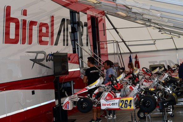 Le Mans-Resultats des chronos et ambiance-5