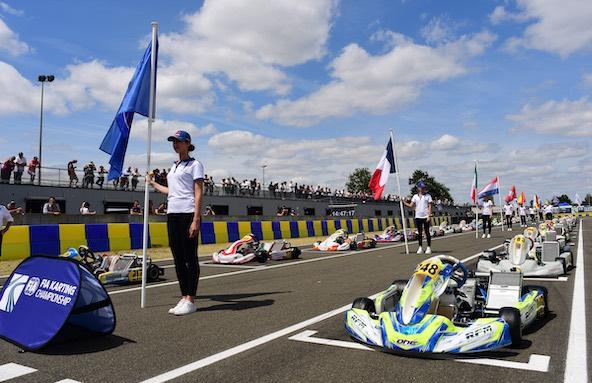 Meeting réussi au Mans