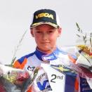Marcus Amand intègre l'équipe de France FFSA Karting Espoir