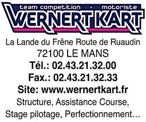 Wernert Kart