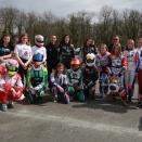 FFSA Karting: Saint Amand accueille les Minimes, Cadets et Féminines