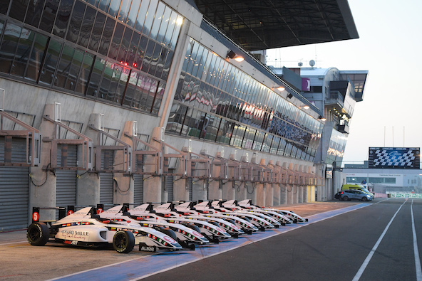 Circuit, F4, Auto, Richard Mille Youg Talent Academy, LE MANS, International Selection, © KSP Reportages