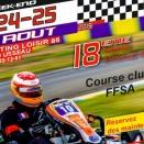 24-25 août: Un week-end karting animé dans le Grand Ouest