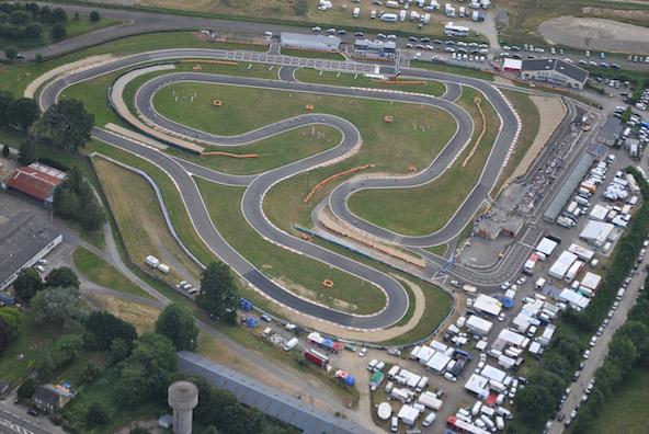 Laval accueille un meeting Histori'Kart-Formule 20000