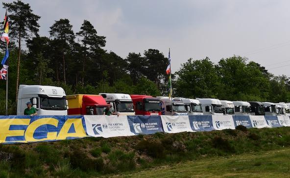 Les usines et les teams espèrent de bonnes nouvelles de la CIK-FIA