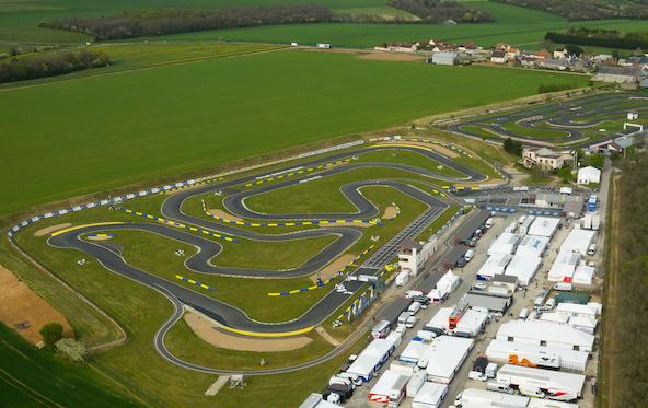 Stars of Karting et Endurance à Angerville: Bulletin en ligne