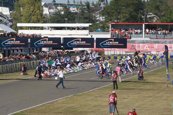 Mauvaise nouvelle: Annulation des 24H du Mans Karting