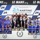 24H du Mans Karting: Sodi double la mise, SO24-KMD 1er GP2