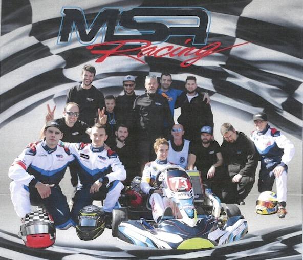 24H du Mans-Objectif revu a la hausse pour MSA Racing-1