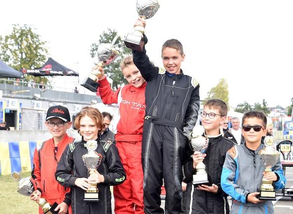 Endurance Minime-Cadet: Des vainqueurs et des champions
