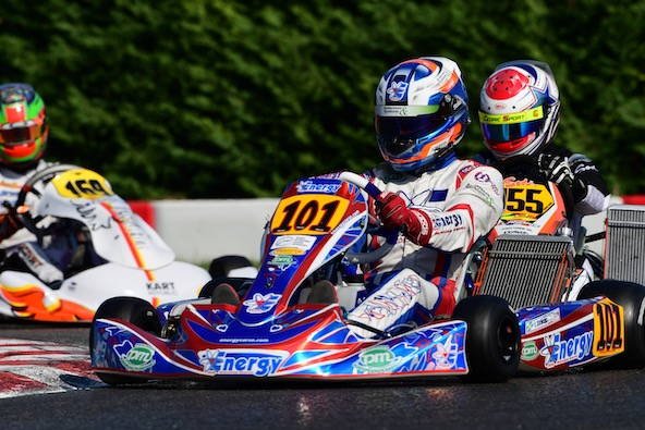 3e place pour Emil Skaras