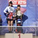 Ladies Cup: La Britannique Alicia Barrett dans la lumière