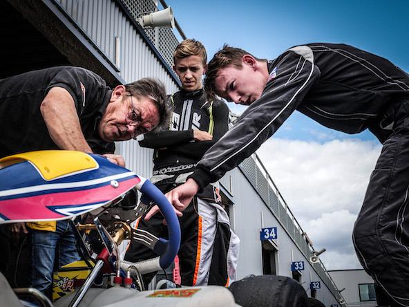 Le Team Val de Loire s'attaque aux 24H avec de belles ambitions