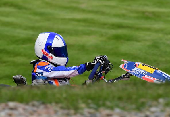 Cette saison, la France aura mieux réussi au Franco-Finlandais Marcus Amand (Champion d'Europe au Mans) que la Finlande (non-qualifié en finale)